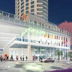 Couture developer seeks health care provider to fill lower-level space