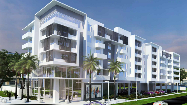 Sixty Seven Apartments Have Been Proposed At 840 N.E. 130th St. In North  Miami