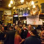 Meet the Media event at Newsroom Pub draws VIP crowd: Slideshow