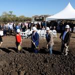 $320M University Village breaks ground next to UTSA (slideshow)