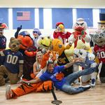 ACC mascots visit Charlotte elementary school (PHOTOS)