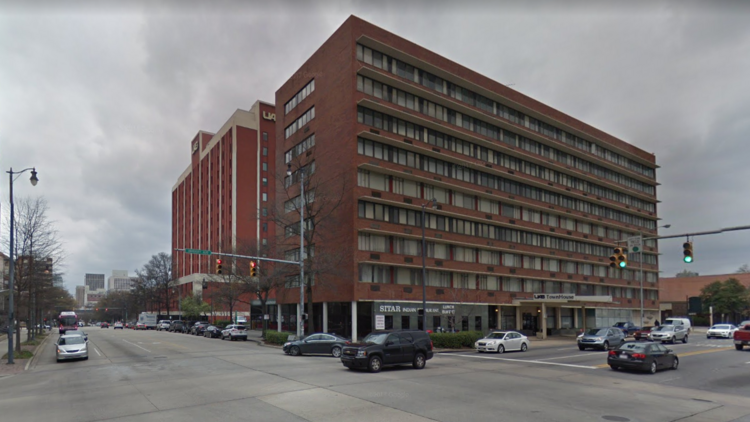 UAB will demolish TownHouse building on 20th Street