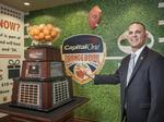Orange Bowl chief has a personal connection to the event