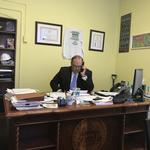 Councilman Allan <strong>Domb</strong> proposes lien sales to pare planned tax hike