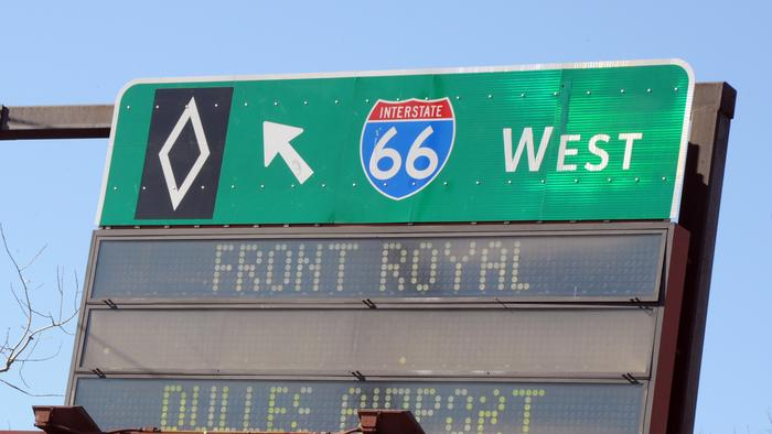 How much are you willing to pay on the I-66 toll lanes?