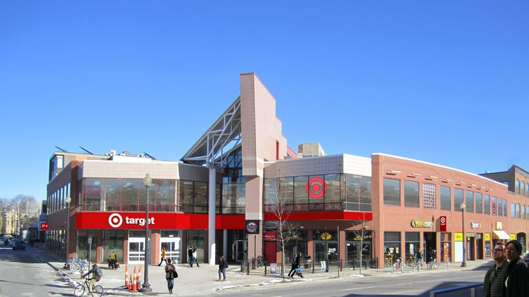 Target is hiring employees for its new Cambridge store