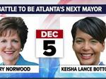 The final hours of the mayor's race: 11Alive cuts through the noise