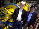Houston offshore manufacturer opens new site, expects market to improve