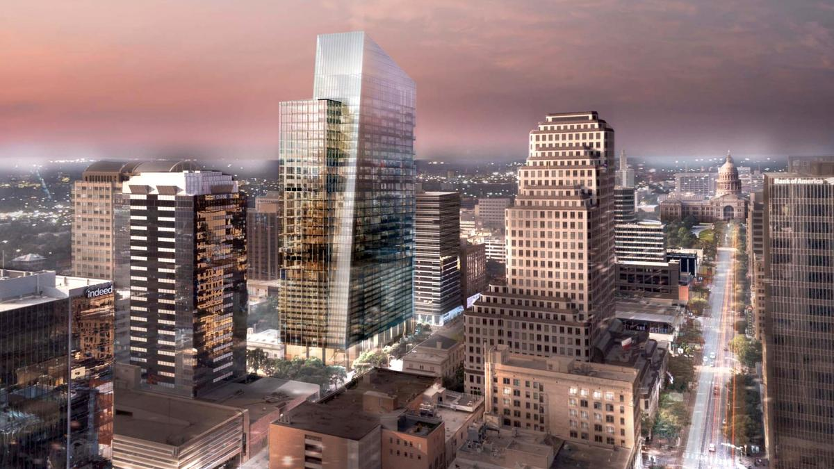 20 Huge Changes Coming To Austin S Skyline Austin