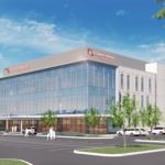 Children's National plans regional outpatient center near future UMMS hospital