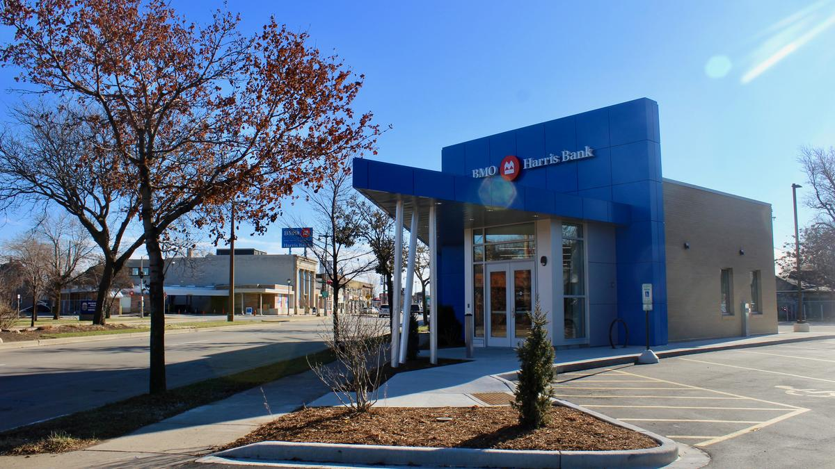 BMO Harris opens new smart branch in Milwaukee's Sherman Park