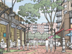 Massive development at Grosvenor Metro picks up Montgomery County approval