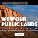 REI launches campaign to stop Trump administration's rollback of protections for public lands