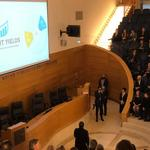 Smart Yields makes final pitch in Vatican-blessed accelerator program