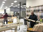 New headquarters for Chandler Bats puts retail growth in strike zone