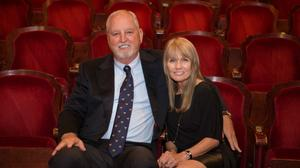 Houstonians Glenda and Russell Gordy, an oil and real estate magnate, have agreed to donate a $5 million matching grant as part of a $30.5 million expansion of Stages Repertory Theatre.