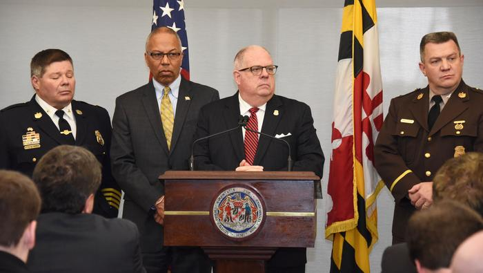 Do you approve of Gov. Hogan's plan to reduce crime in Baltimore?