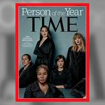 'Silence Breakers' are Time's Person of the Year