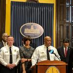 Pugh touts crime initiatives, 'excited' about collaborating with state (Video)