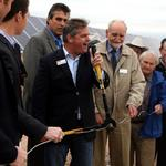Electric cooperative debuts its first utility-scale solar power project (slideshow)