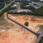 Triad city road project to open up dozens of acres of land for development