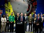 Lift off: Demand propels Spirit AeroSystems to major local jobs