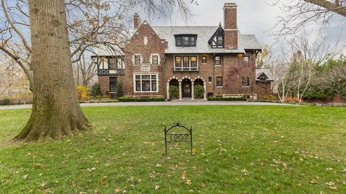 Historic Sunset Hill Estate