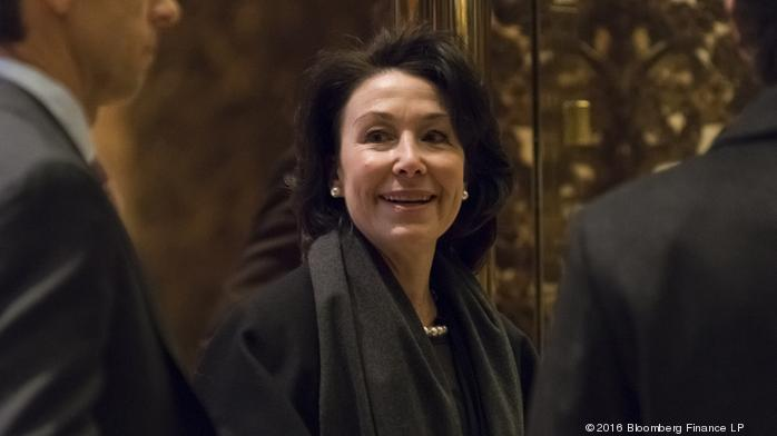 Oracle CEO Safra Catz joins Disney board