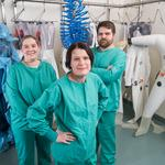 <strong>BU</strong> infectious disease lab gets clearance to work with Ebola, Marburg viruses