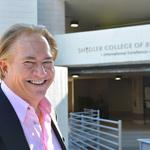 How Jay Shidler is promoting the Shidler College of Business outside Hawaii