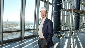 How Matt Kelly's persistence helped create a D.C. powerhouse