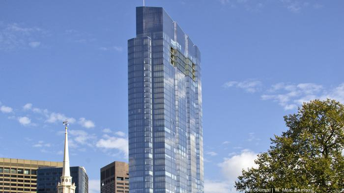 Millennium Tower Boston just sold its last penthouse condo for $10.6M