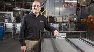 William Tiger has GM's Lockport factory firing on all cylinders