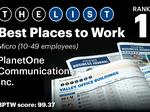 See the top winners of our Best Places to Work