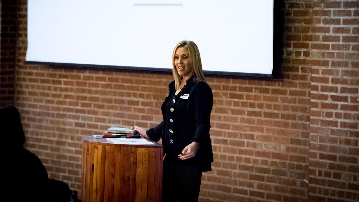 Good Leaders Are Developed Speaker Says Wichita