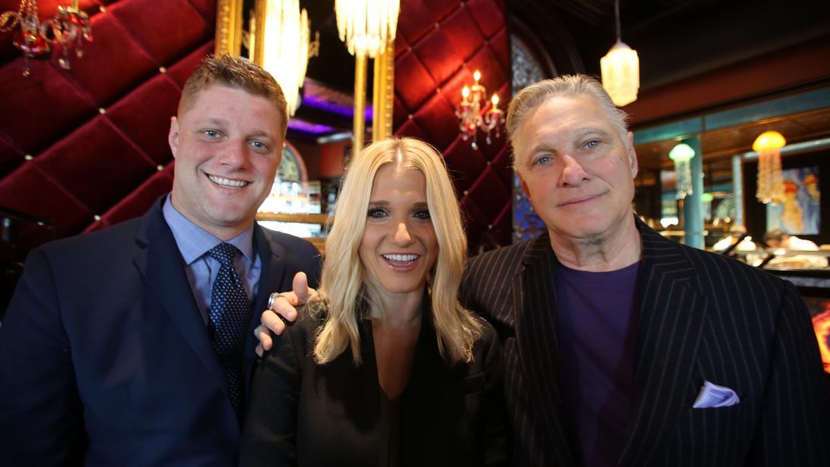 Jeff Ruby's Steakhouse offers fine dining, ambiance ...