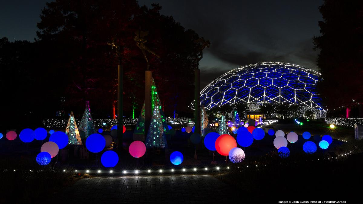 Here Are The Top St. Louis Holiday Attractions To Enjoy This Winter   St.  Louis Business Journal