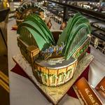 MATC gingerbread houses include Miller Park, Bucks' arena replicas: Slideshow