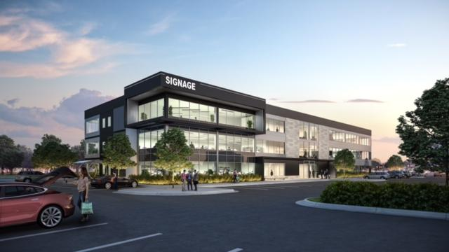 Developers of Woodbury's new City Place plan speculative office building