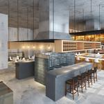 Hines reveals more details on downtown apartment tower's chef <strong>hall</strong>