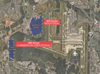 More than 650 acres being offered for disposition by Dulles International