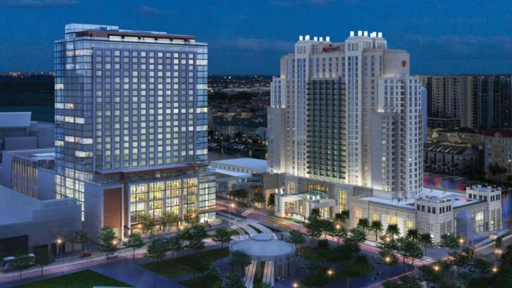Luxury Hotels New Flights And Airport Projects Mark Tampa