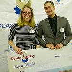 Drink mixes packaging startup wins latest Blast Furnace Demo Day