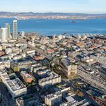 Exclusive: Salesforce Tower landlord revises design of 800,000-square-foot office proposal