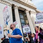 Oakland strike stalls city's real estate boom
