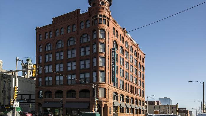First look at Homewood Suites opening in historic downtown Milwaukee building