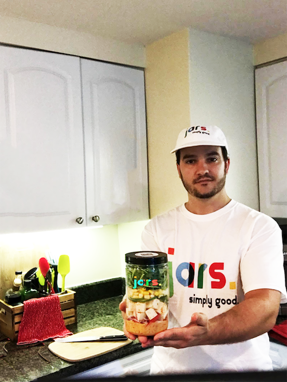 Phila Chef Skips Restaurant Route With Meals In Jars