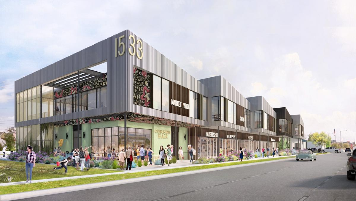 New mixed use development to rise at shepherd drive in
