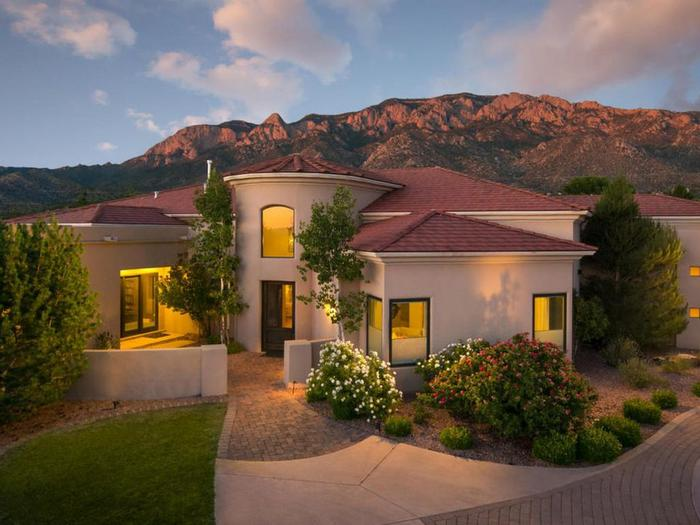 Living in Luxury: New Mexico's most expensive homes on the market (slideshow)