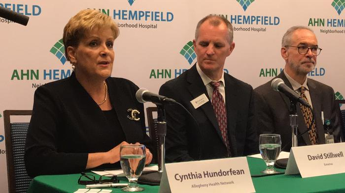 AHN's first neighborhood hospital will be located in …